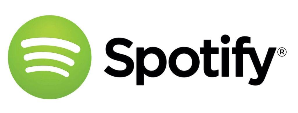 Spotify banner logo