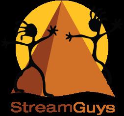 Stream Guys logo