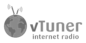 vTunerRadio logo
