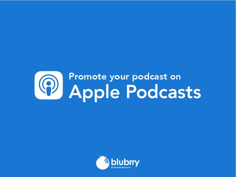 Promoting your podcast on Apple Podcasts