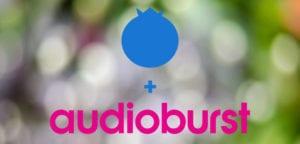 audioburst partnership announcement