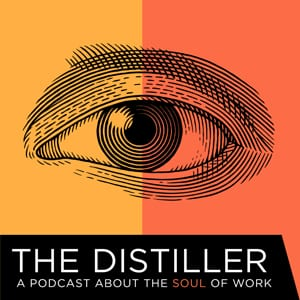 The Distiller Logo