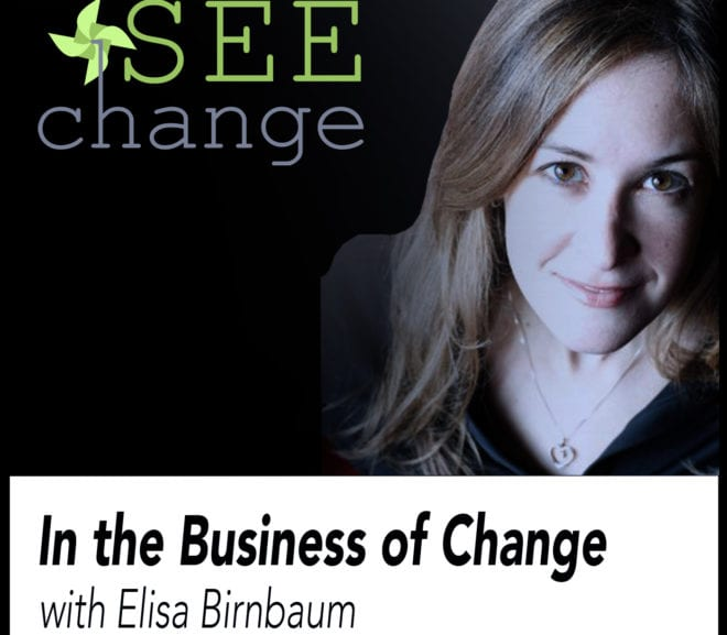 In the Business of Change